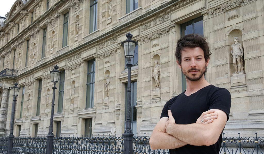 Yann Frey - Directeur artistique