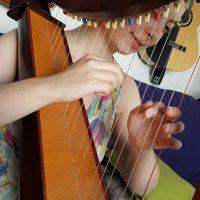 Avril Milvoy - essais rythmique sur l'accompagnement